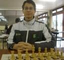 Roger Minks é campeão estadual universitário de xadrez.JPG