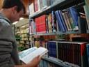 Visita orientada é o novo serviço oferecido pela Biblioteca do câmpus Peotas.JPG