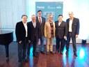 Dirigentes do câmpus prestigiam lançamento do 8º Festival Internacional Sesc de Música.jpg